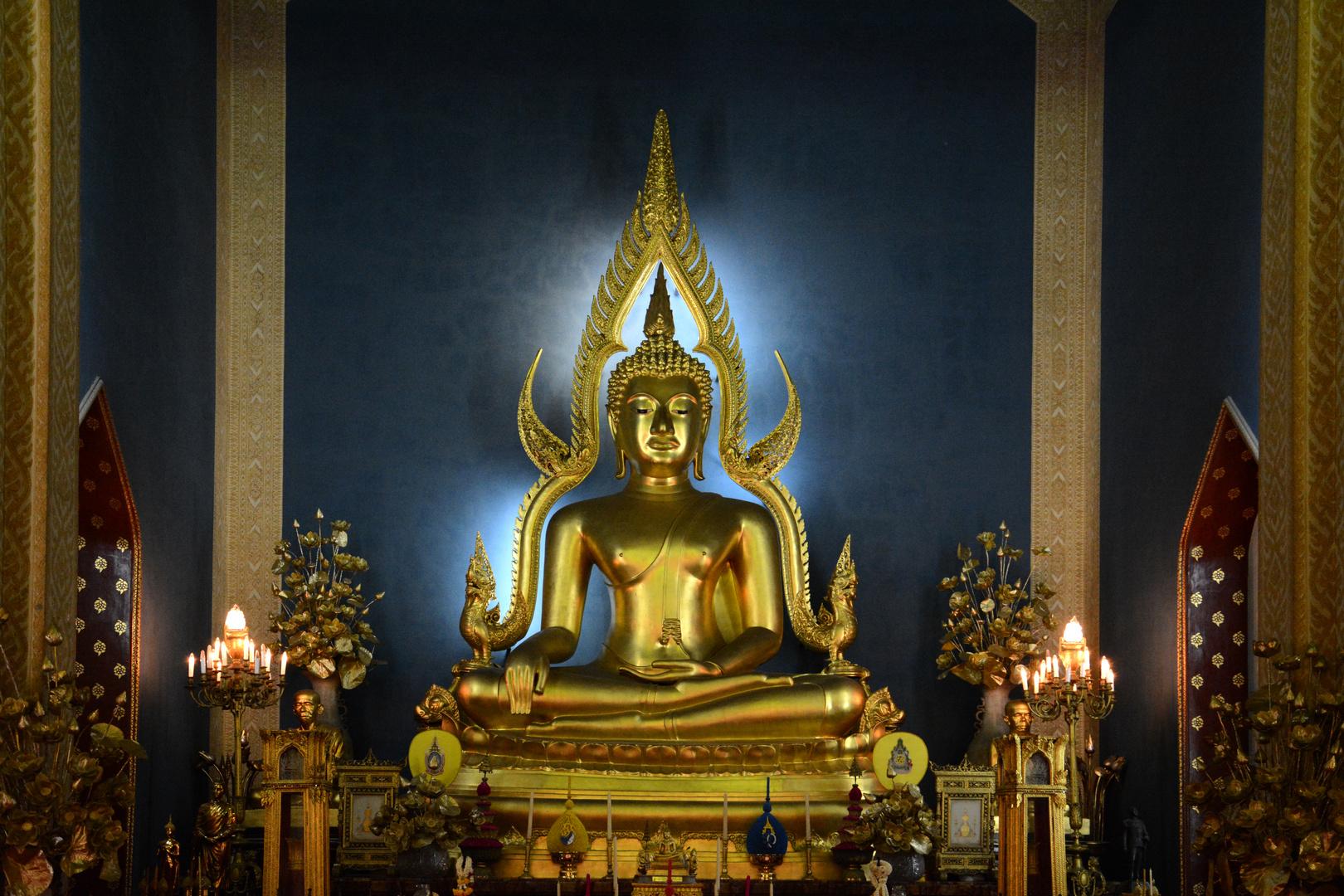 Phra Phuttha Chinnarat - Wat Benchamabophit