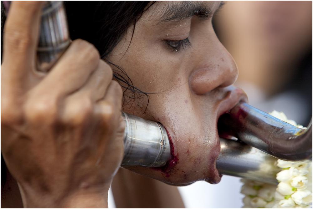 Phuket Vegetarian Festival 4