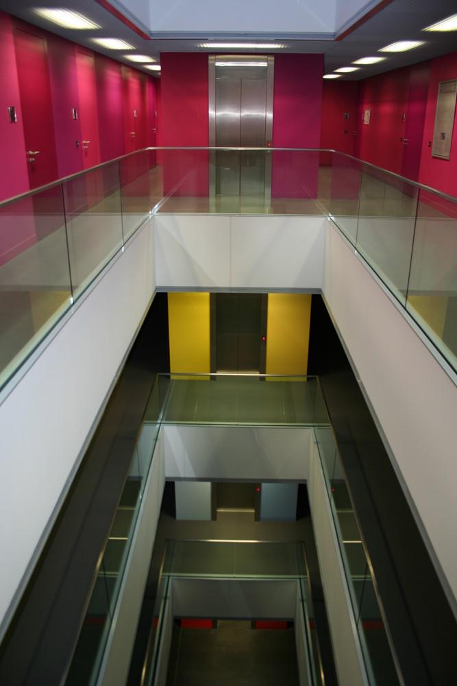 Physikgebäude TU Chemnitz