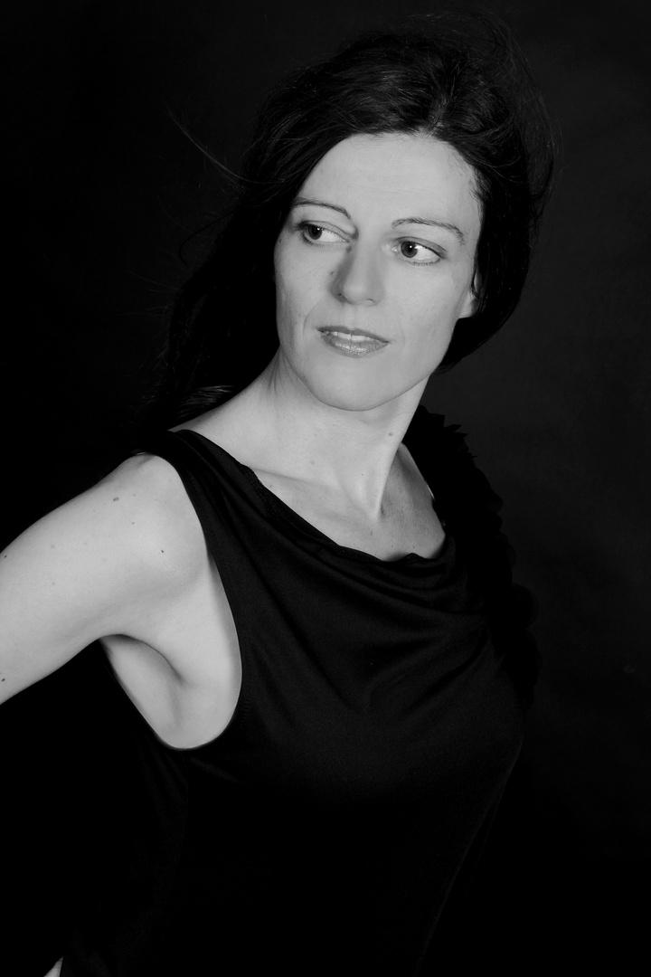 """Pia Brunhart, """"Blick zurück"""""""