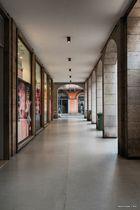 Piacenza, portici