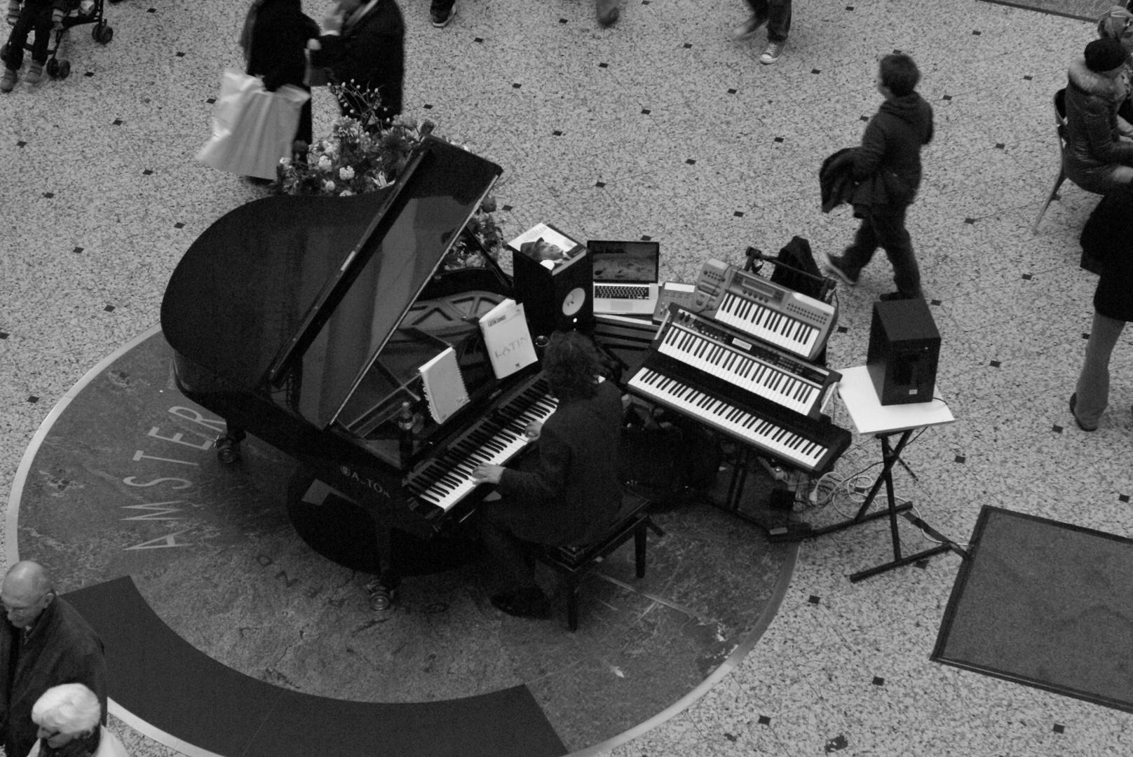 Piano-Insel