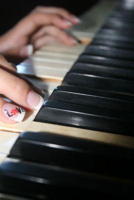 Piano- l.o.v.e.