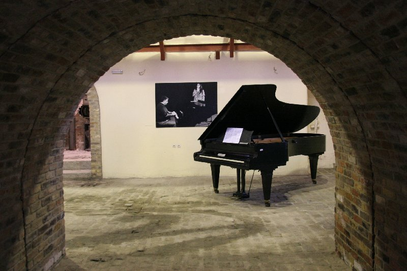 Piano of a famous Composer