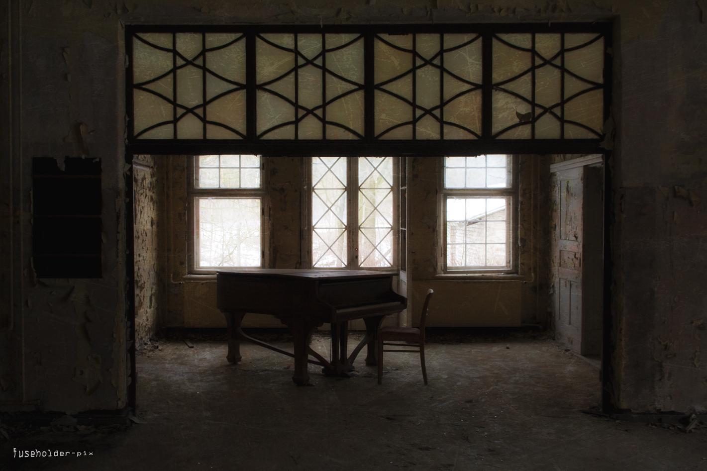 Pianostunde...