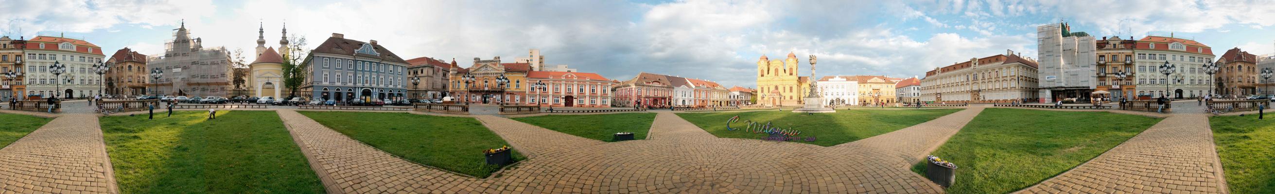Piata Unirii (Timisoara)