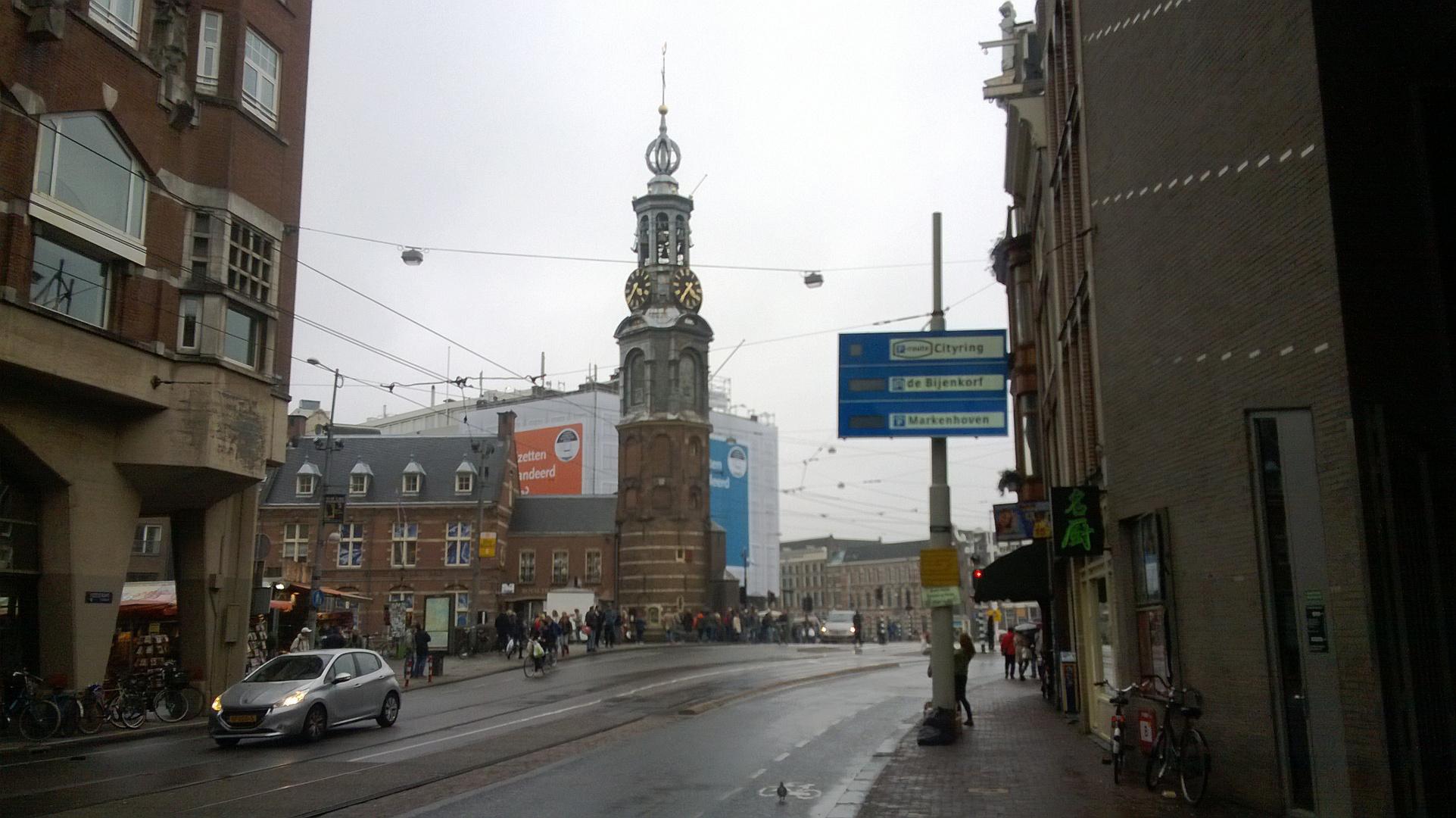 Piazza dam amsterdam foto immagini paesaggi amsteram for Ostello amsterdam piazza dam