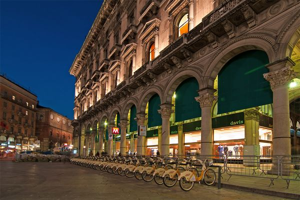 Piazza del Duomo II