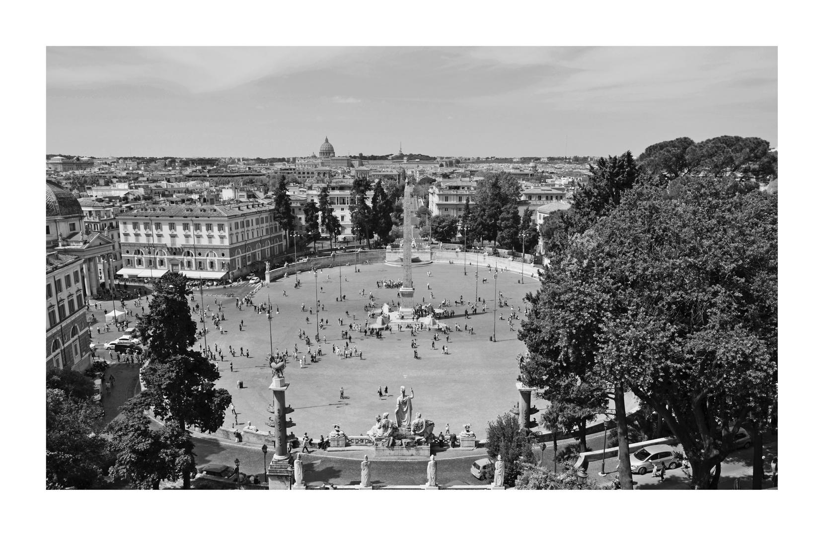 ---Piazza del Popolo---