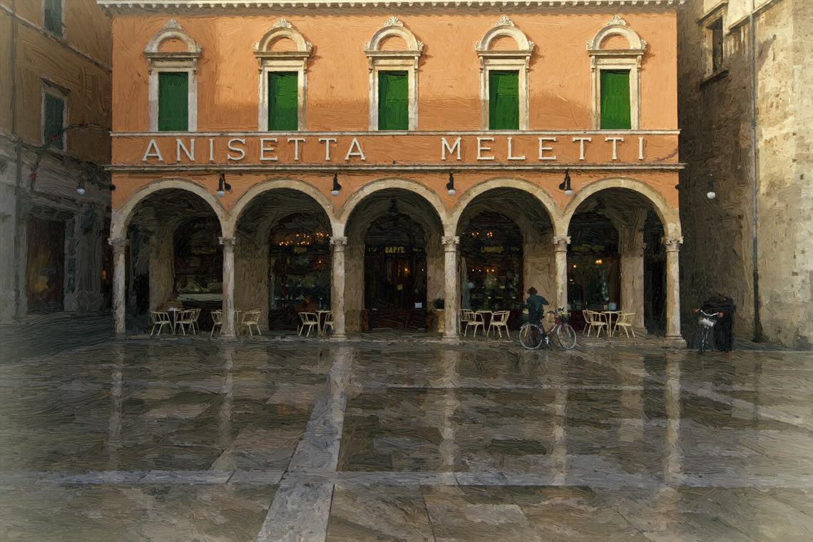 Piazza del Popolo....