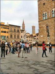 «Piazza della Signoria»