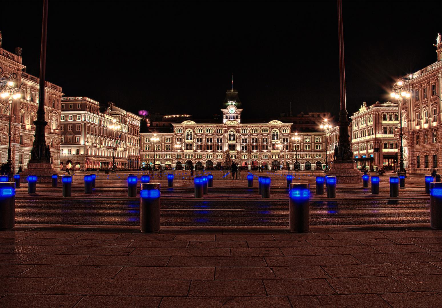 Piazza dell'Unità d'Italia