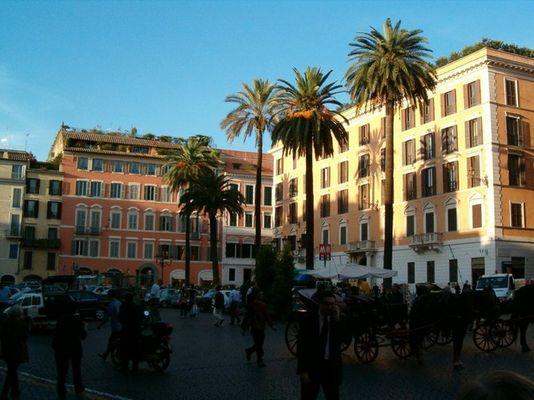 Piazza d'Espagna