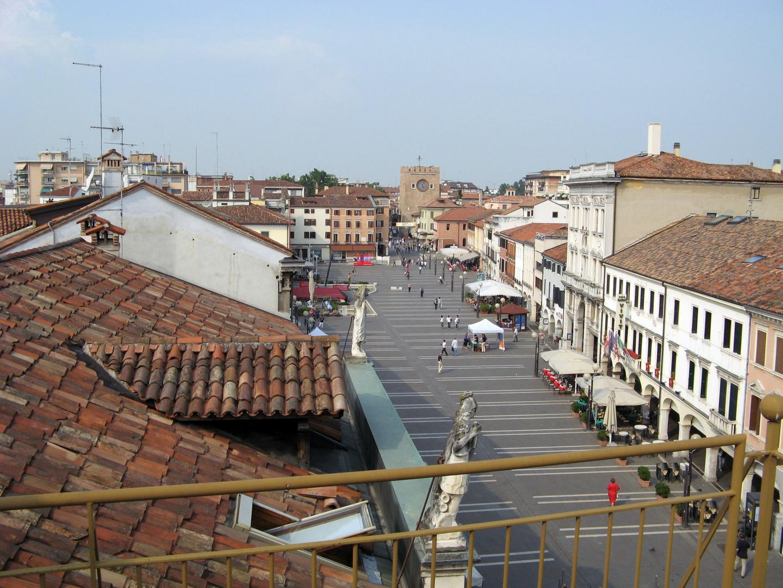 Piazza Ferretto a Mestre
