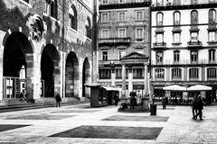 Piazza Mercanti, Milano