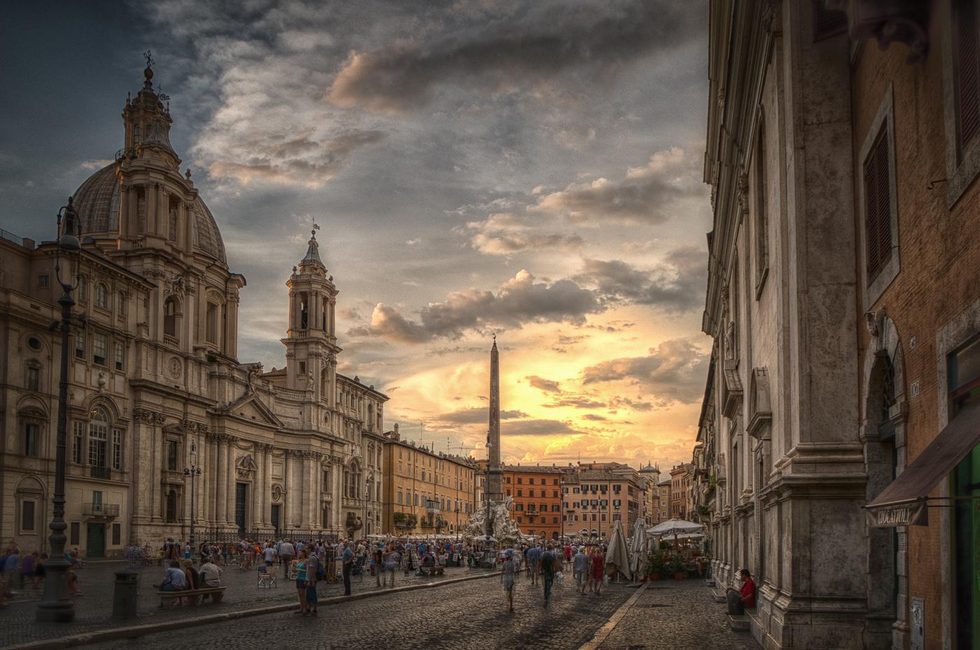 Piazza Navona IV