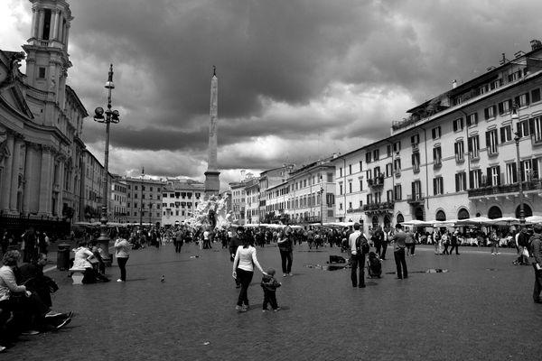 Piazza Navona / Rom