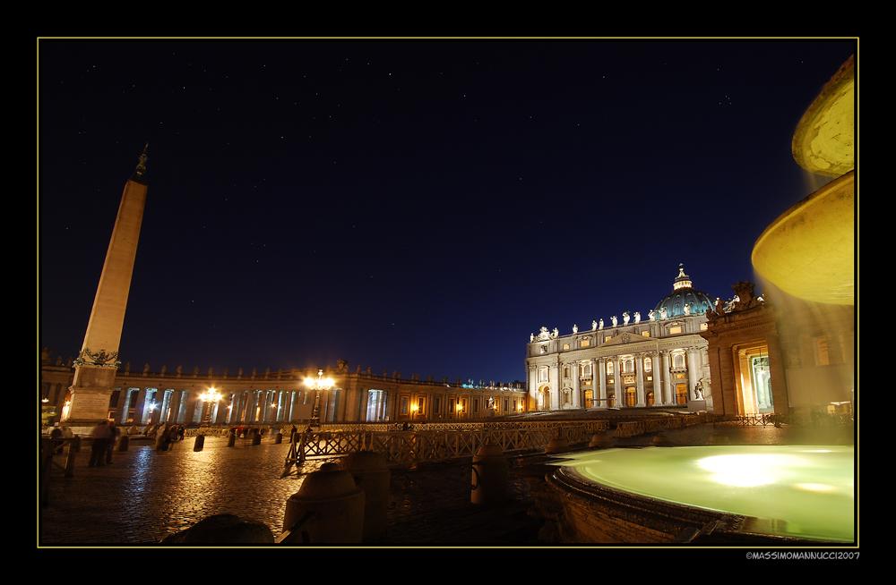 Piazza S. Pietro in Roma #2