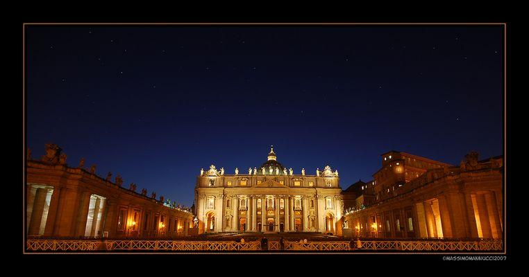 Piazza S. Pietro in Roma #3