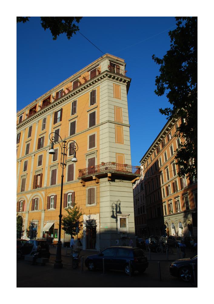 Piazza San Cosimata