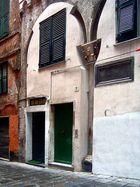 Piazza Stella-Loggia degli Stangoni (XII sec) Genova