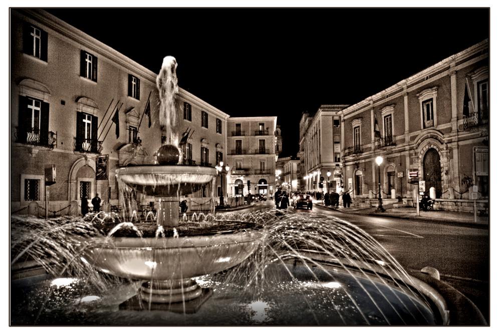 Piazza xx settembre (FG)
