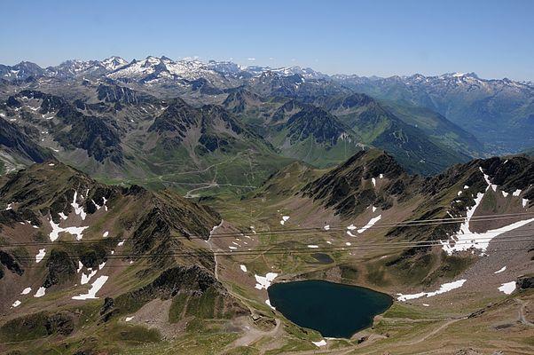 Pic du Midi de Bigorre, Französische Pyrenäen - 1