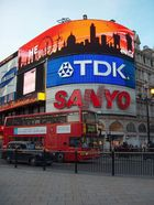 Picadilly Circus...
