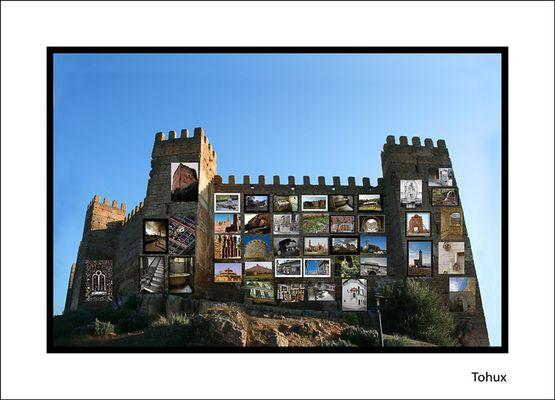 Picapedreros de Rincones, fuentes y edificaciones del pasado
