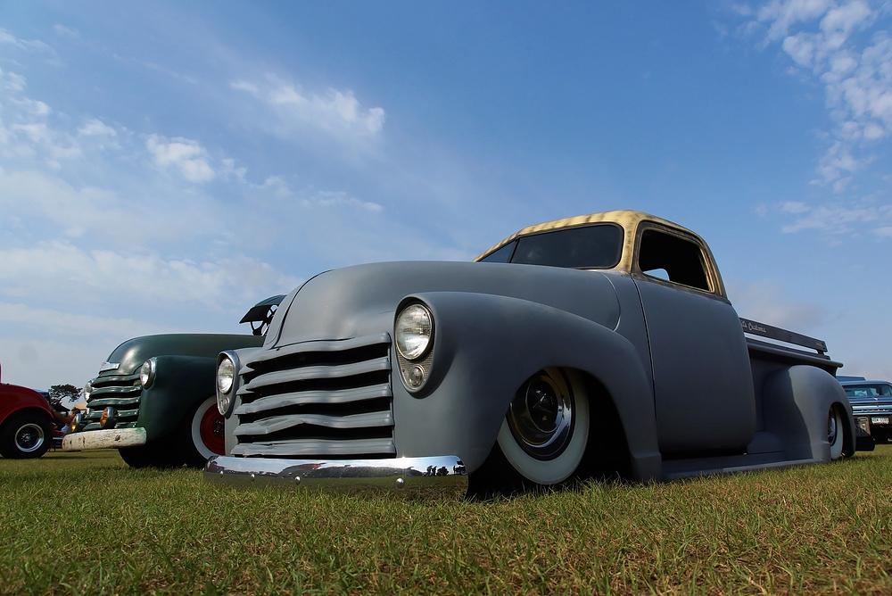 Pick-up - Billetproof 2013