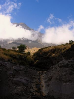 Pico de Fogo from south