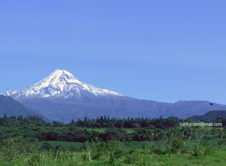 Pico de Orizaba, enero 13 2012