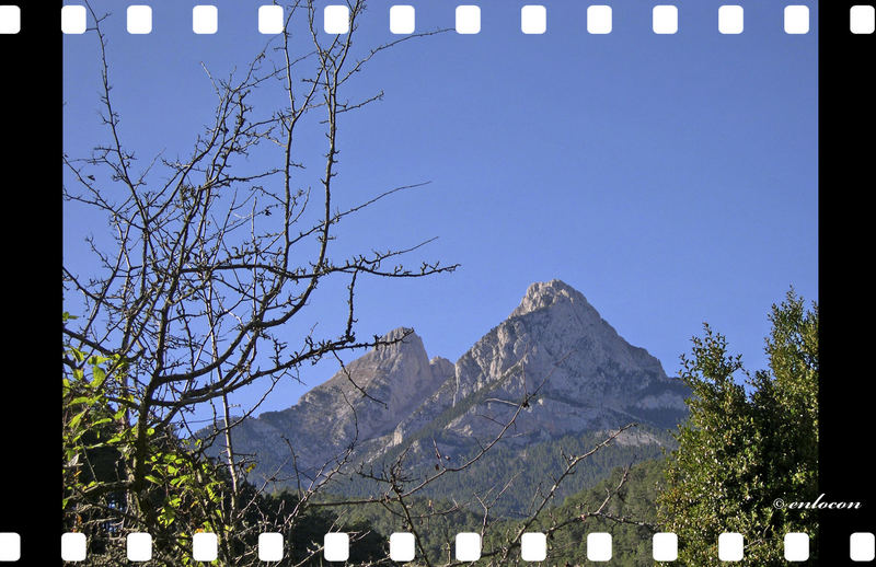 Pico del Pedraforca, otoño