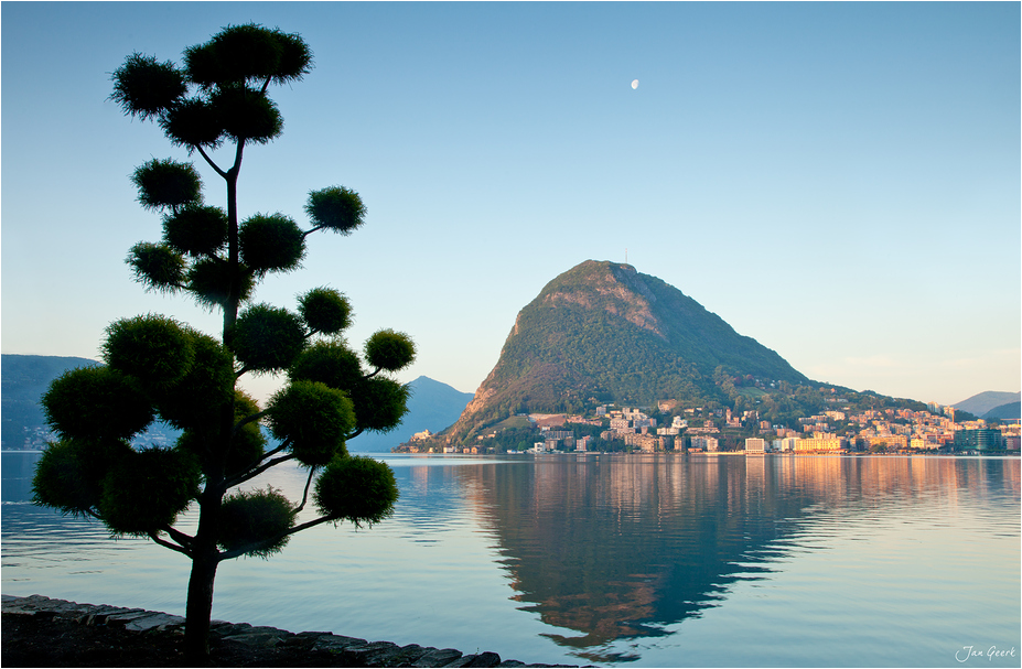 Picture Postcards from Lugano