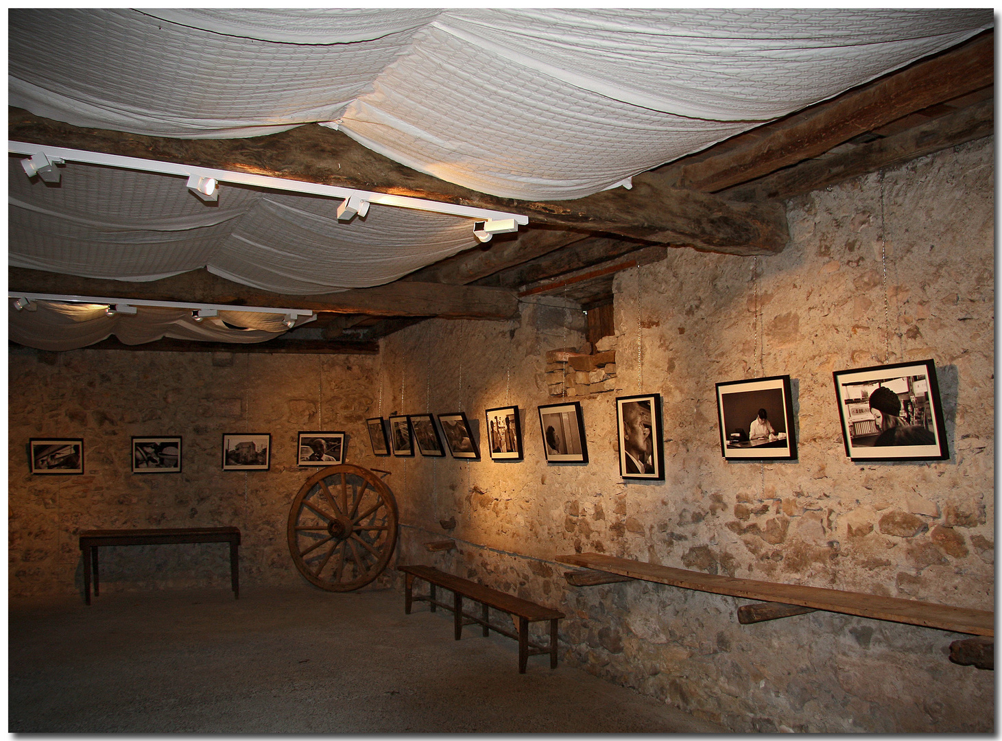 Pictures at an exhibition II