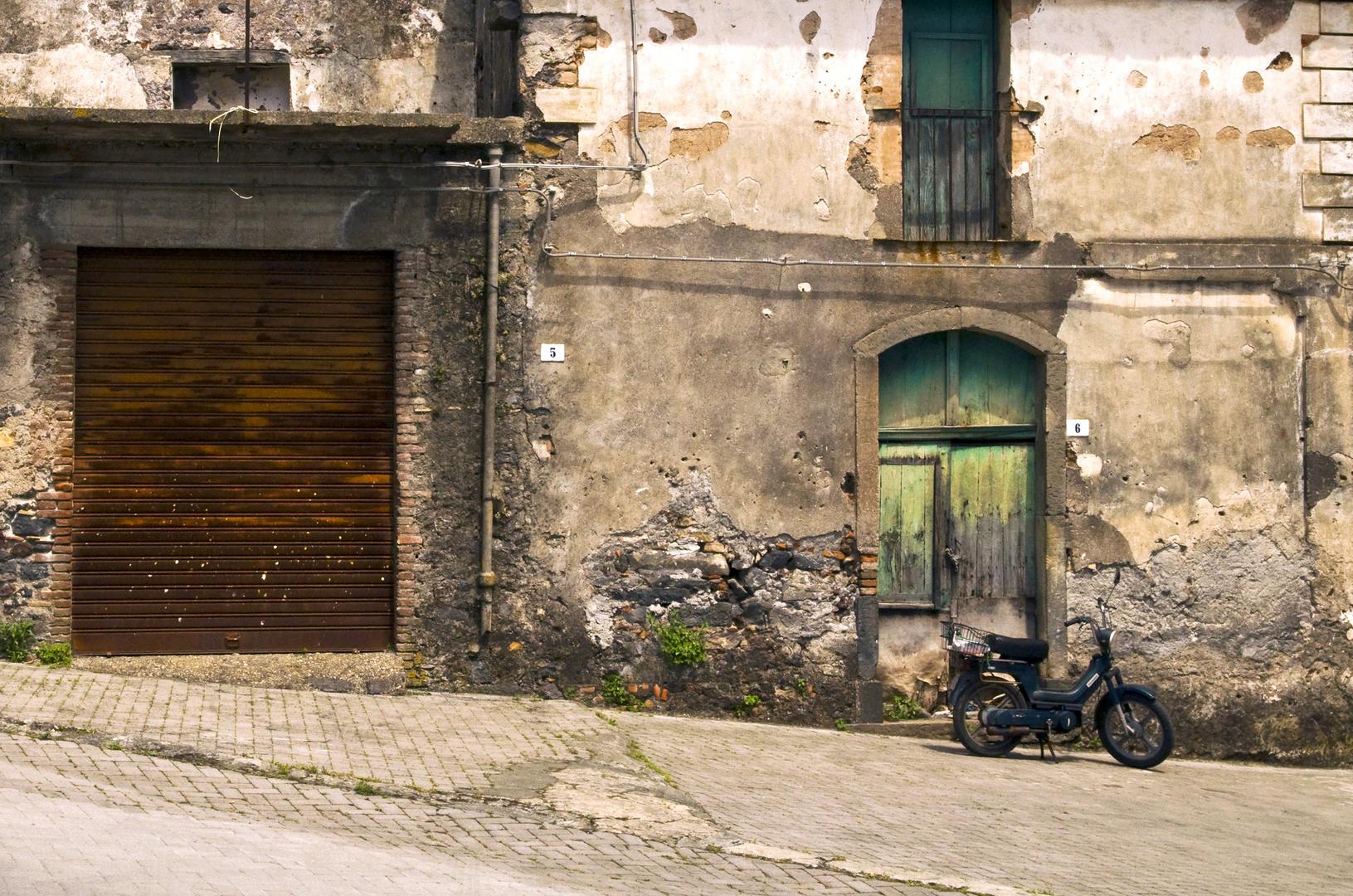 PIEDIMONTE - Fassade - Sicilia - Region Etna 2