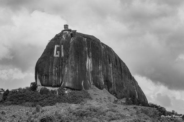 PIedra del peñol, Colombia