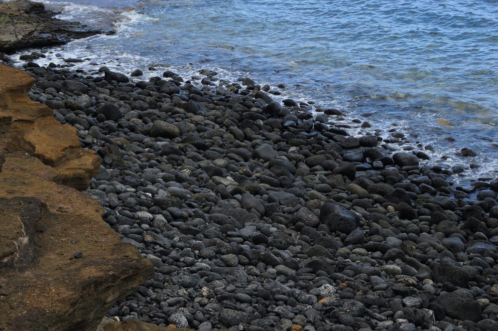 Piedra y mar
