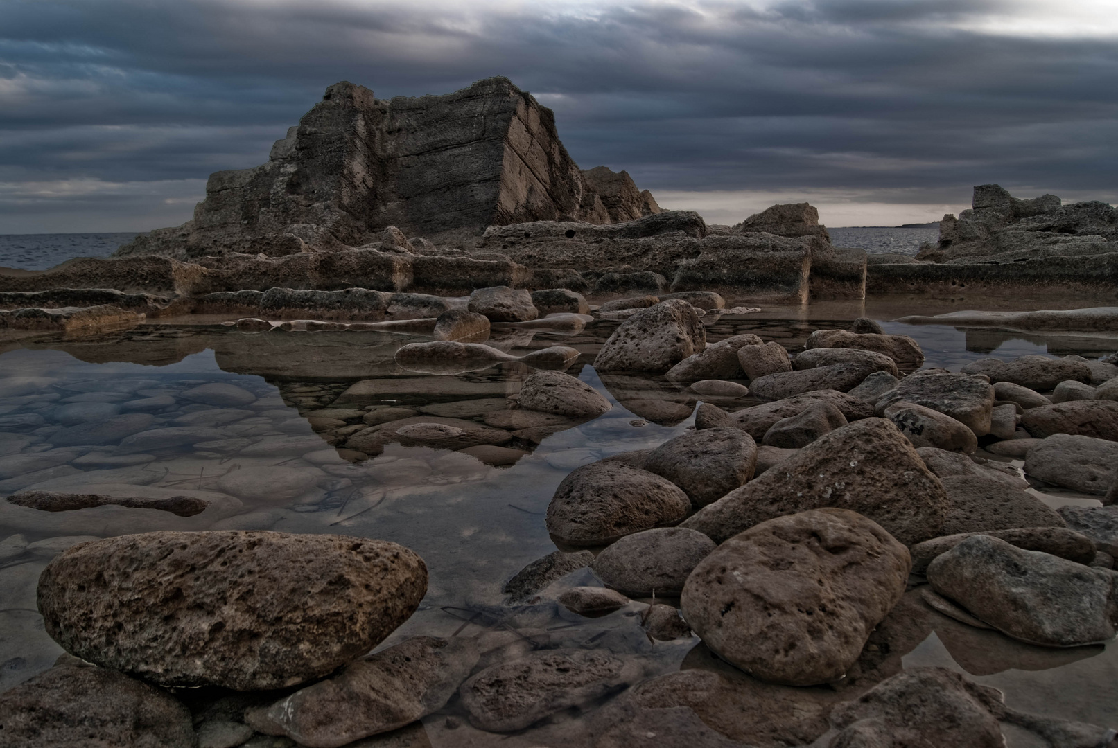 piedras de mares