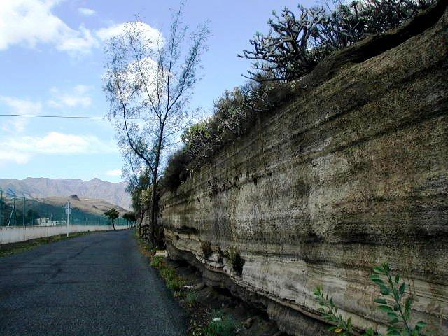 Piedras volcanicas.