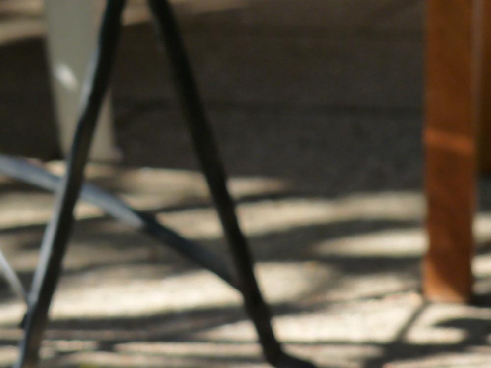 pieds de chaises de jardins 1