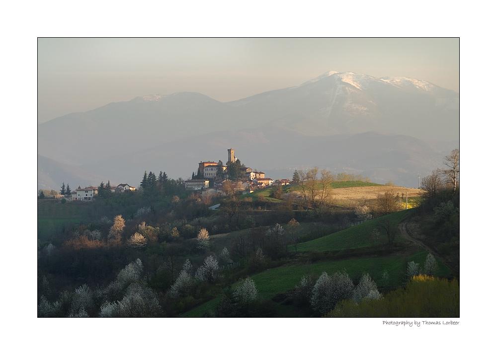 Piemont [5] - Rocca Ciglie