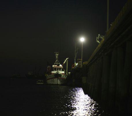 Pier at Mejijonnes