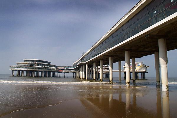 Pier bei Den Haag - Holland