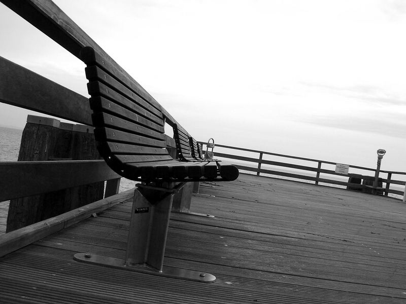 pier benches