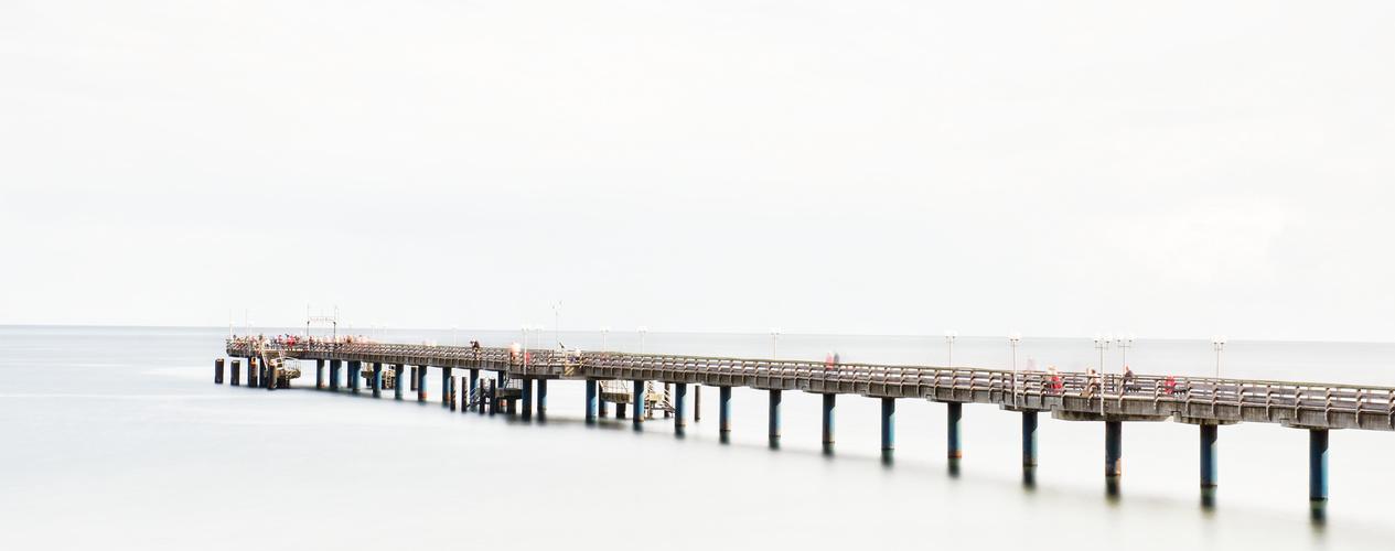 Pier in Rügen