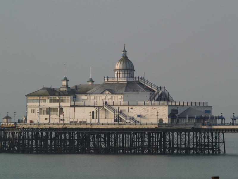 Pier von Eastbourne