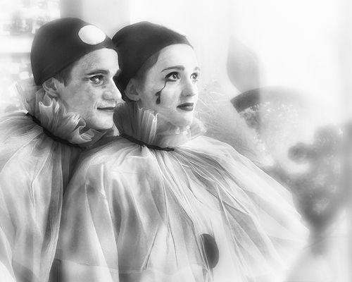 Pierrot et Colombine