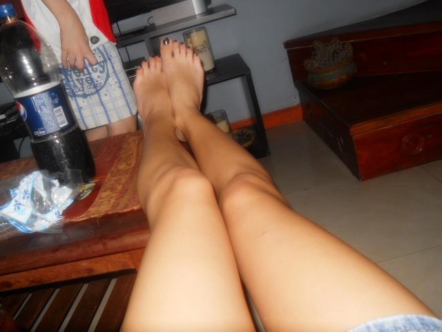 pies hermosos