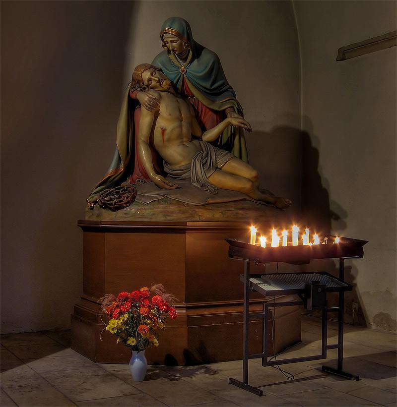 Pieta Dom Muenster